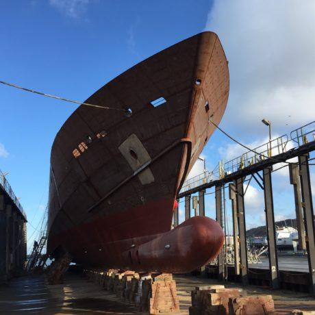 Budowy i remonty stoczniowe oraz przemysłowe